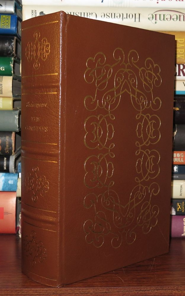 THE COMEDIES Easton Press. William Shakespeare.
