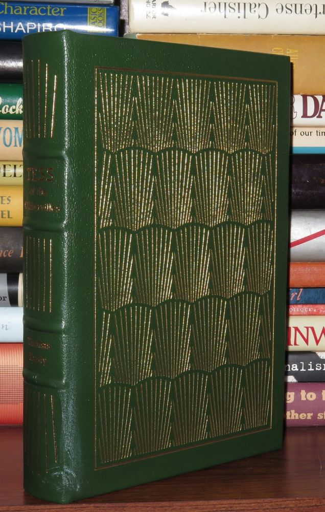 TESS OF THE D'URBERVILLES Easton Press. Thomas Hardy.