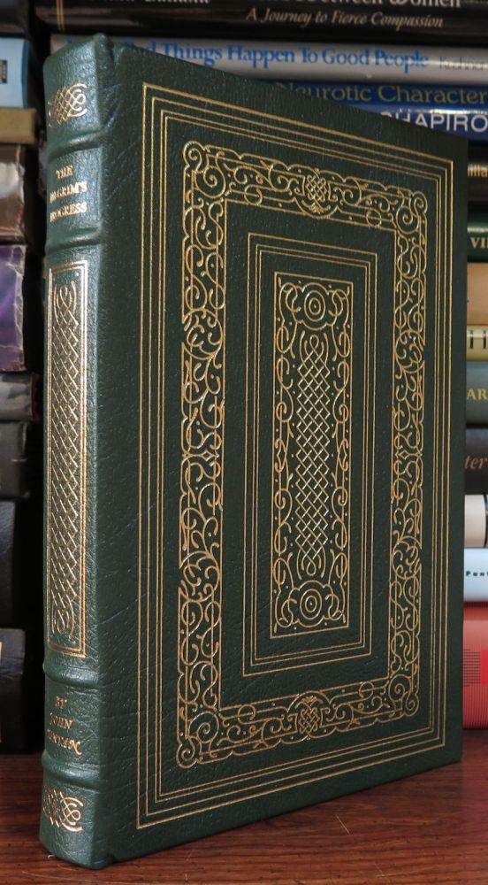 PILGRIM'S PROGRESS Easton Press. John Bunyan.