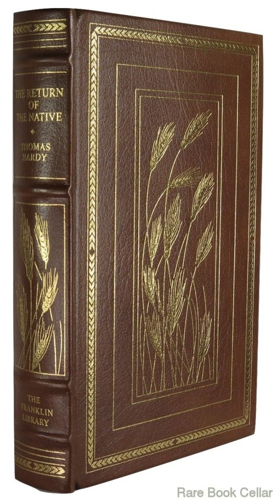 THE RETURN OF THE NATIVE Franklin Library. Thomas Hardy.