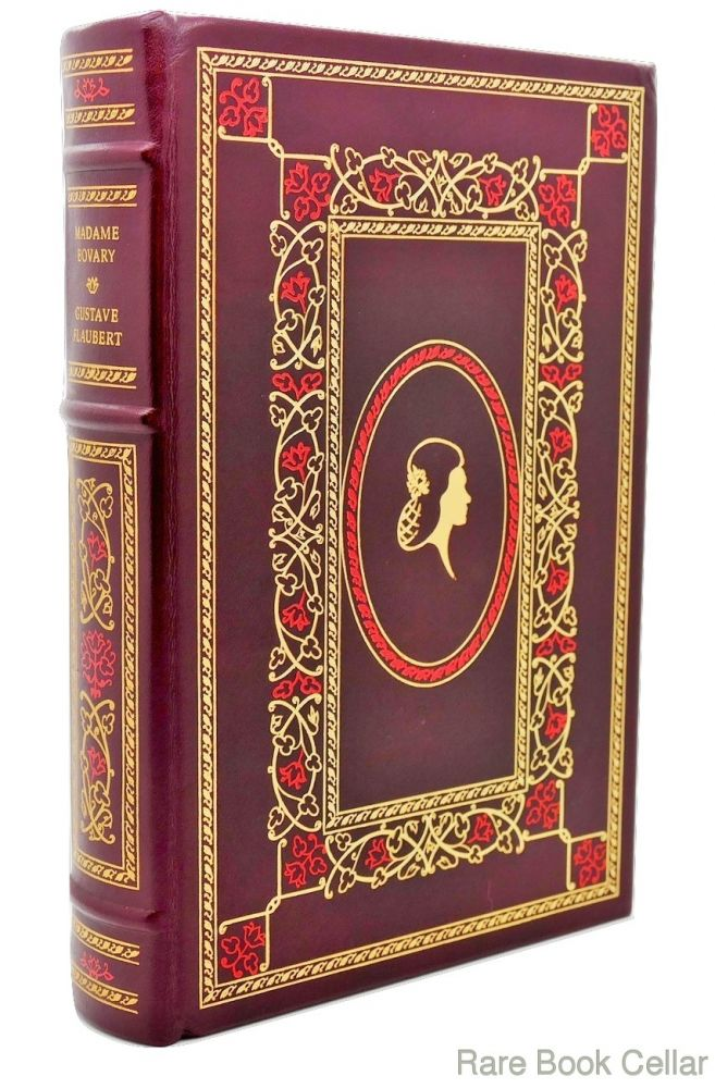 MADAME BOVARY Franklin Library. Gustave Flaubert.
