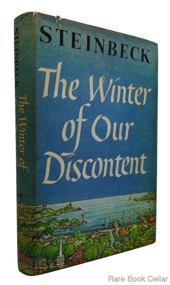 THE WINTER OF OUR DISCONTENT. John Steinbeck.