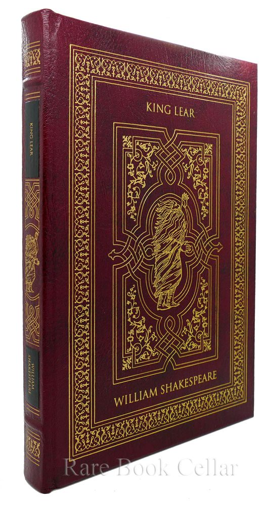 KING LEAR Easton Press. William Shakespeare.