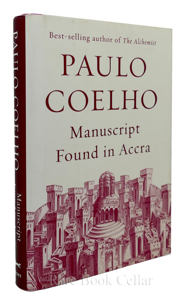 MANUSCRIPT FOUND IN ACCRA. Paulo Coelho, Margaret Jull Costa.