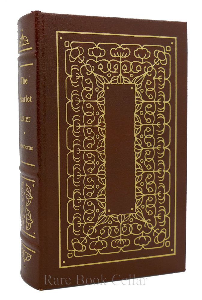 THE SCARLET LETTER Gryphon Editions. Nathaniel Hawthorne.