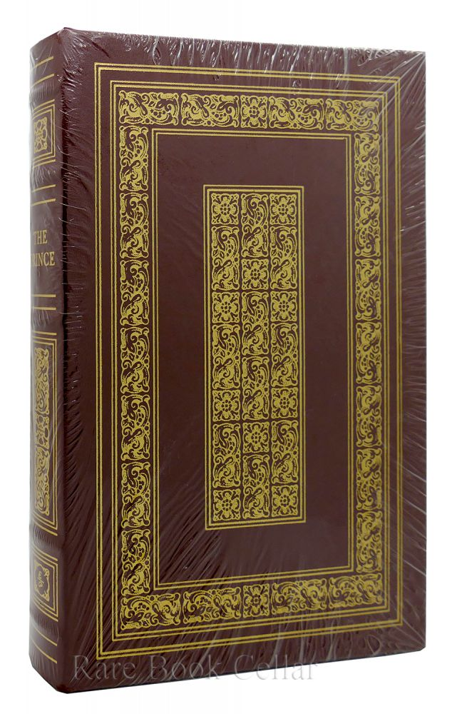 THE PRINCE Easton Press. Niccolo MacHiavelli.