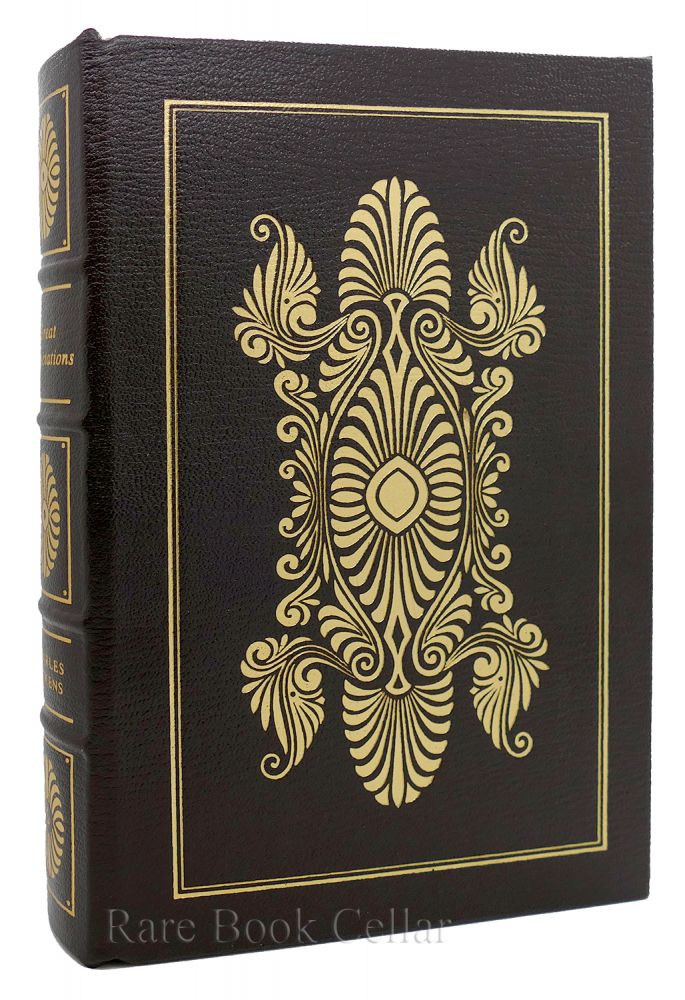 GREAT EXPECTATIONS Easton Press. Charles Dickens.