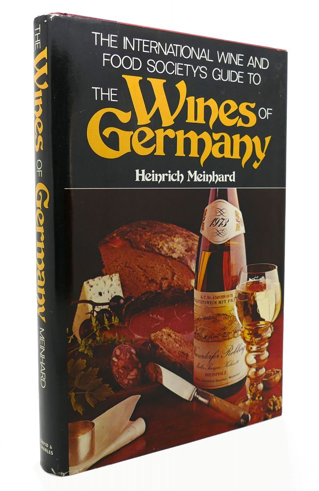 THE WINES OF GERMANY. H Meinhard.