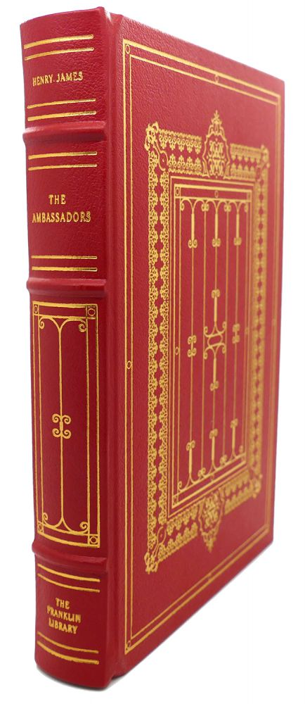 THE AMBASSADORS Franklin Library. Henry James.