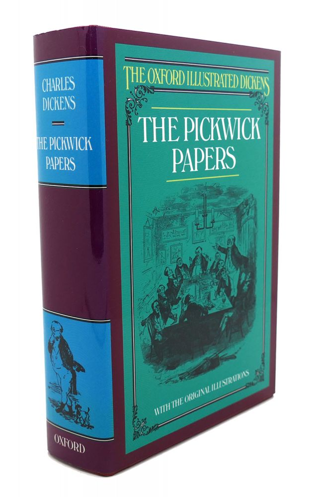 THE PICKWICK PAPERS. Charles Dickens.