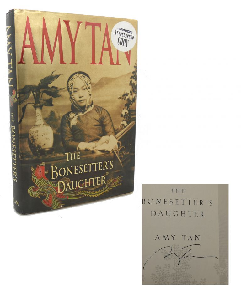 THE BONESETTER'S DAUGHTER. Amy Tan.