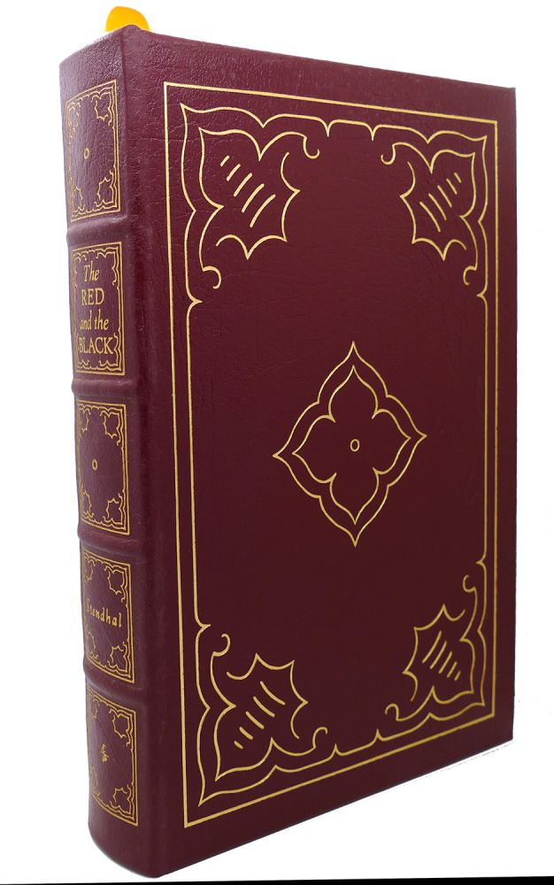 THE RED AND THE BLACK Easton Press. Stendhal Marie-Henri Beyle.