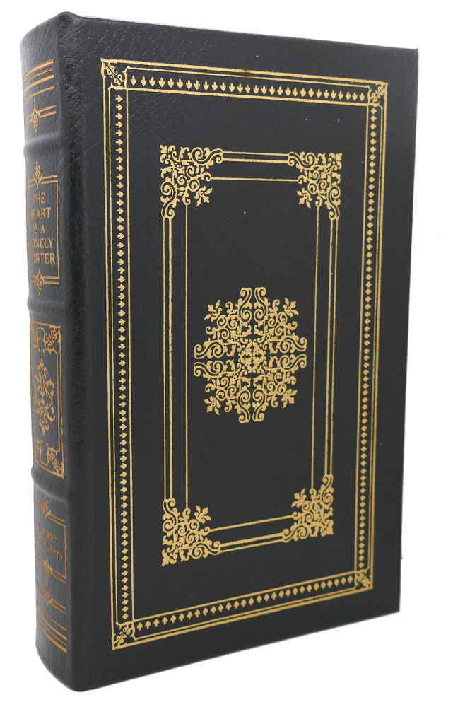 THE HEART IS A LONELY HUNTER Easton Press. Carson McCullers.