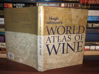 WORLD ATLAS OF WINE. Hugh Johnson