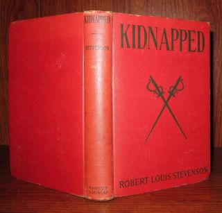 KIDNAPPED. Robert Louis - R. L. Stevenson