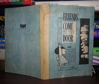 FRIENDS COME TO THE DOOR. Phoebe M. Anderson, Robert E. Barry