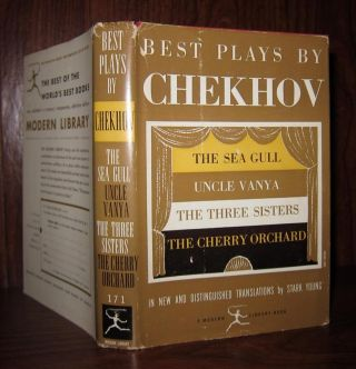 BEST PLAYS BY CHEKHOV The Sea Gull, Uncle Vanya, the Three Sisters, the Cherry Tree. Anton Chekhov