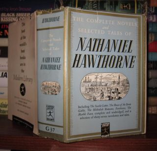 THE COMPLETE NOVELS AND SELECTED TALES OF NATHANIEL HAWTHORNE. Nathaniel Hawthorne