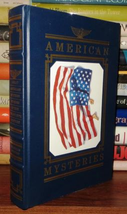 GREAT AMERICAN MYSTERY STORIES OF THE 20TH CENTURY Franklin Library. Charlotte Carr Armstrong,...