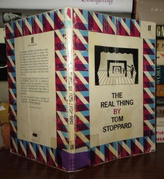 THE REAL THING. Tom Stoppard