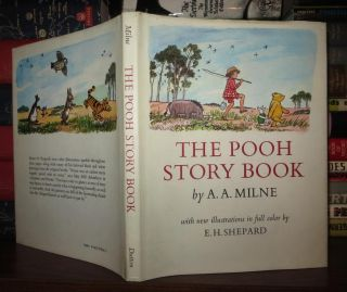 THE POOH STORY BOOK. A. A. Milne