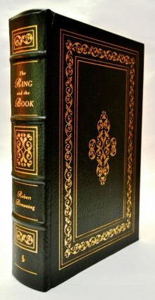THE RING AND THE BOOK Easton Press. Robert Browning