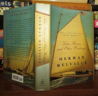 TALES, POEMS, AND OTHER WRITINGS. Herman Melville