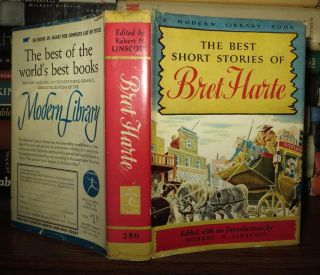 THE BEST SHORT STORIES OF BRET HARTE. Bret Harte