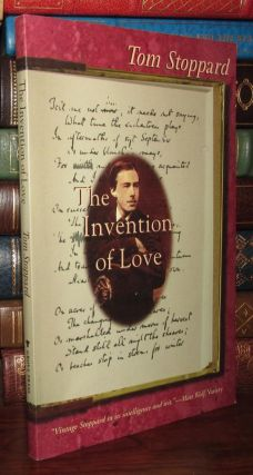 THE INVENTION OF LOVE. Tom Stoppard