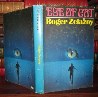 EYE OF CAT. Roger Zelazny