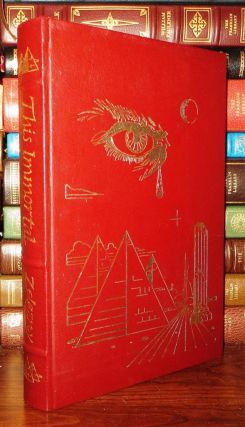 THIS IMMORTAL Easton Press. Roger Zelazny