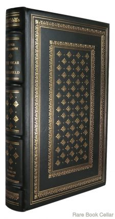 THE VICAR OF WAKEFIELD, Franklin Library. Oliver Goldsmith