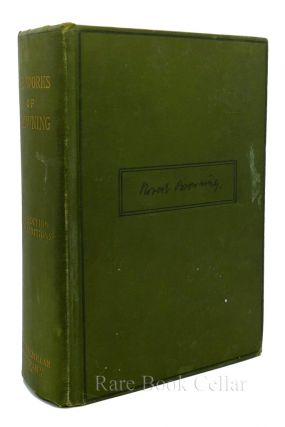 THE COMPLETE POETICAL WORKS OF ROBERT BROWNING. Augustine Birrell - Robert Browning