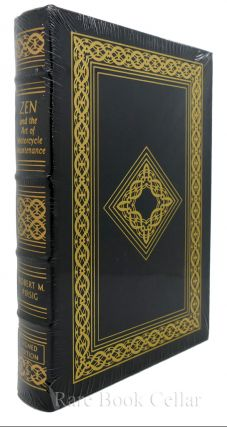 ZEN AND THE ART OF MOTORCYCLE MAINTENANCE Signed Easton Press