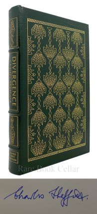 DIVERGENCE Signed Easton Press. Charles Sheffield