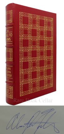 A CALL TO ARMS Signed Easton Press. Alan Dean Foster