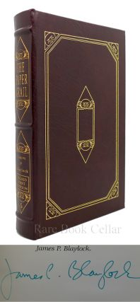 THE PAPER GRAIL Signed Easton Press