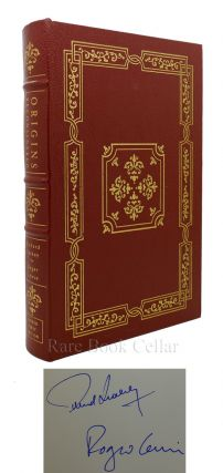 ORIGINS RECONSIDERED Signed Easton Press