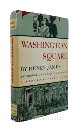 WASHINGTON SQUARE. Henry James