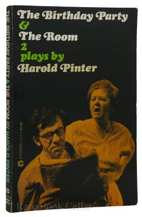 "THE BIRTHDAY PARTY AND ""THE ROOM"" Harold Pinter"