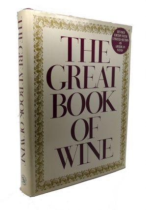 THE GREAT BOOK OF WINE. Joseph Jobe