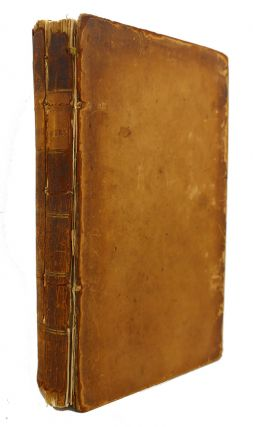 ANECDOTES OF SOME DISTINGUISHED PERSONS, VOLUME I : Chiefly of the Present and Two Preceding...