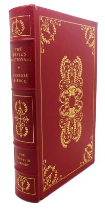 THE DEVIL'S DICTIONARY Franklin Library. Ambrose Bierce