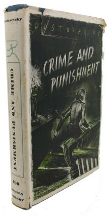 CRIME AND PUNISHMENT. Fyodor Dostoevsky