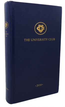 ANNUAL OF UNIVERSITY CLUB, 2010