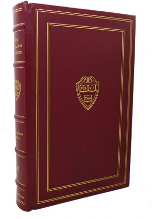 PLUTARCH'S LIVES : Easton Press. Charles W. Eliot