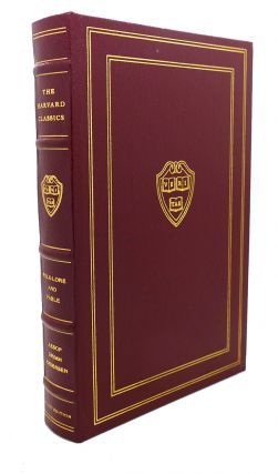 FOLK-LORE AND FABLE Easton Press. Grimm Aesop, Andersen