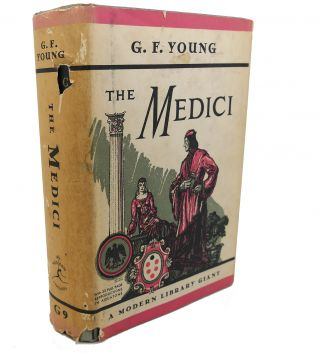 THE MEDICI Modern Library G9. Colonel G. F. Young