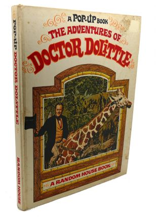THE ADVENTURES OF DOCTOR DOLITTLE : A Pop - Up Book