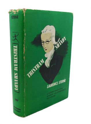 THE LIFE AND OPINIONS OF TRISTRAM SHANDY GENTLEMAN. Laurence Sterne